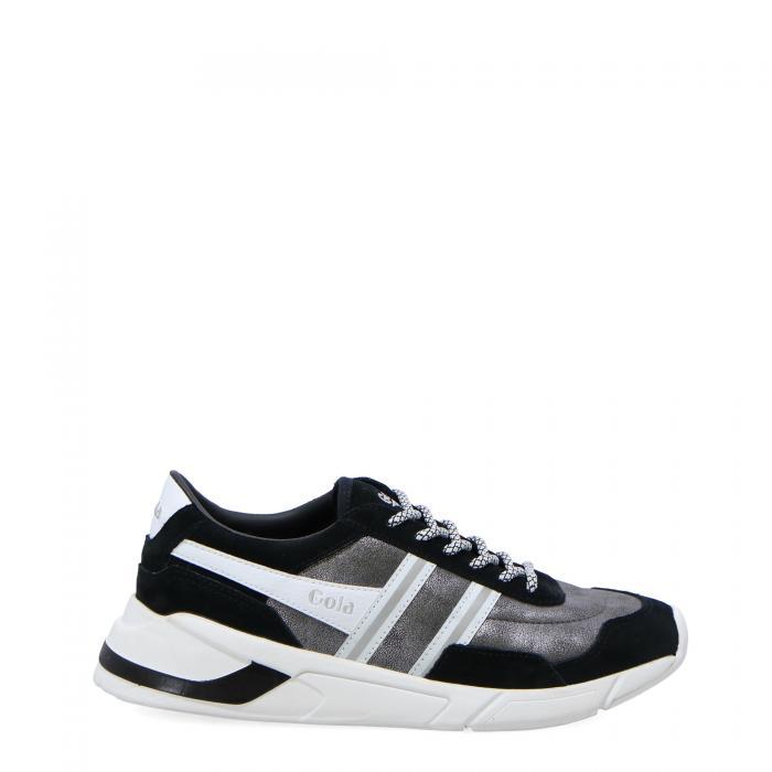 gola scarpe lifestyle black white