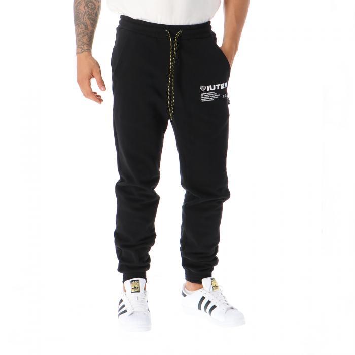 iuter pantaloni black