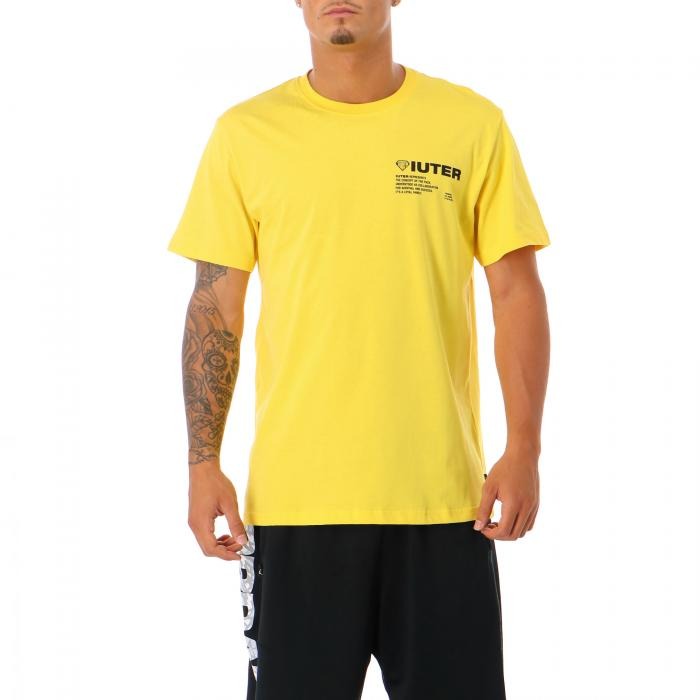 iuter t-shirt e canotte yellow