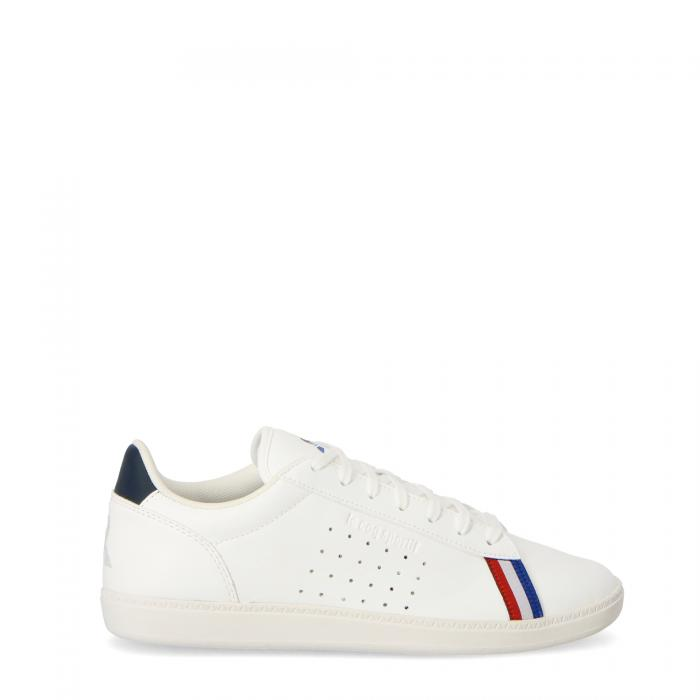 le coq sportif scarpe lifestyle optical white dress blue