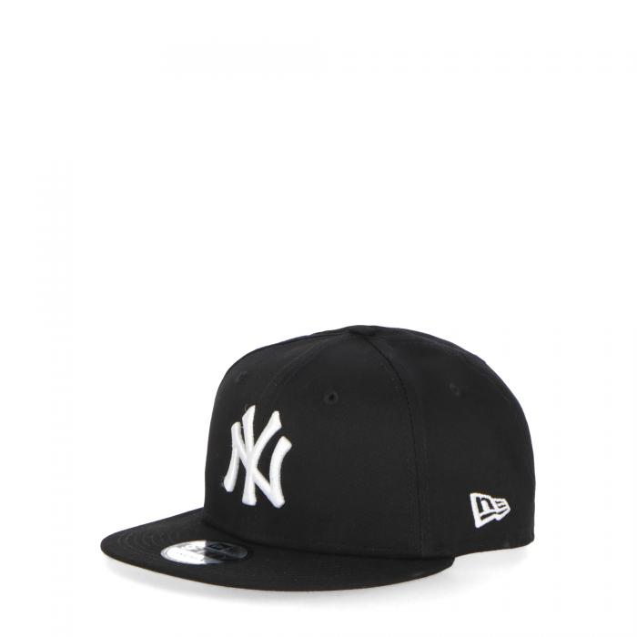 new era cappelli black white