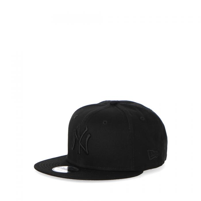new era cappelli black black