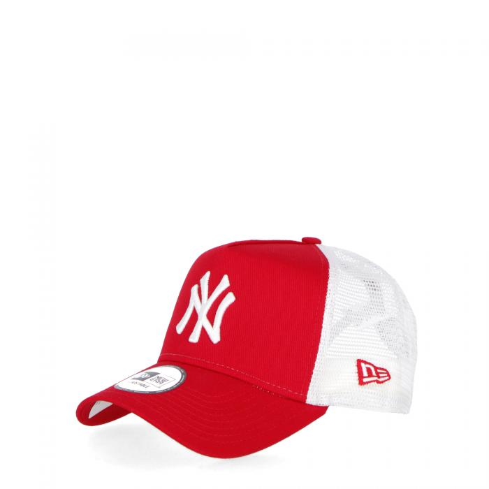 new era cappelli scarlet white