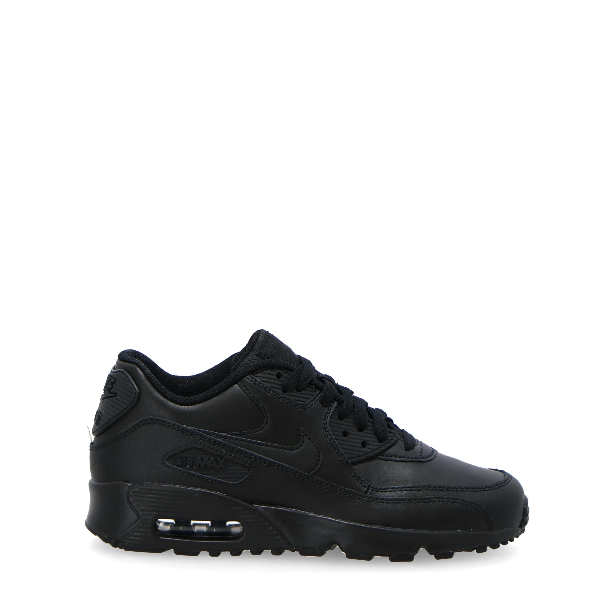 Nike Air Max 90 Ltr Gs Leather Youth Lifestyle Sneakers