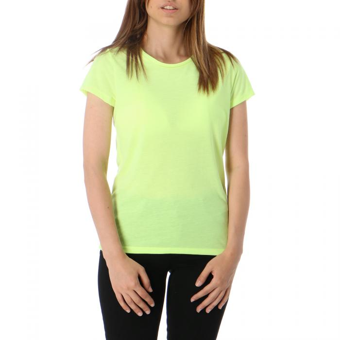 only t-shirt e canotte neon yellow