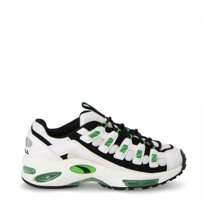 puma scarpe lifestyle puma white classic green