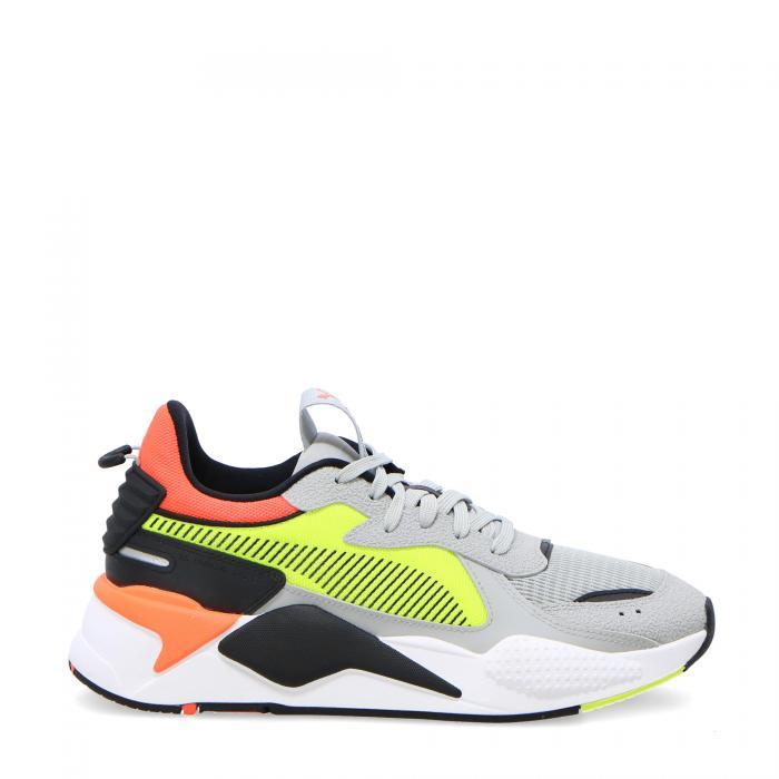puma scarpe lifestyle high rise yellow alert