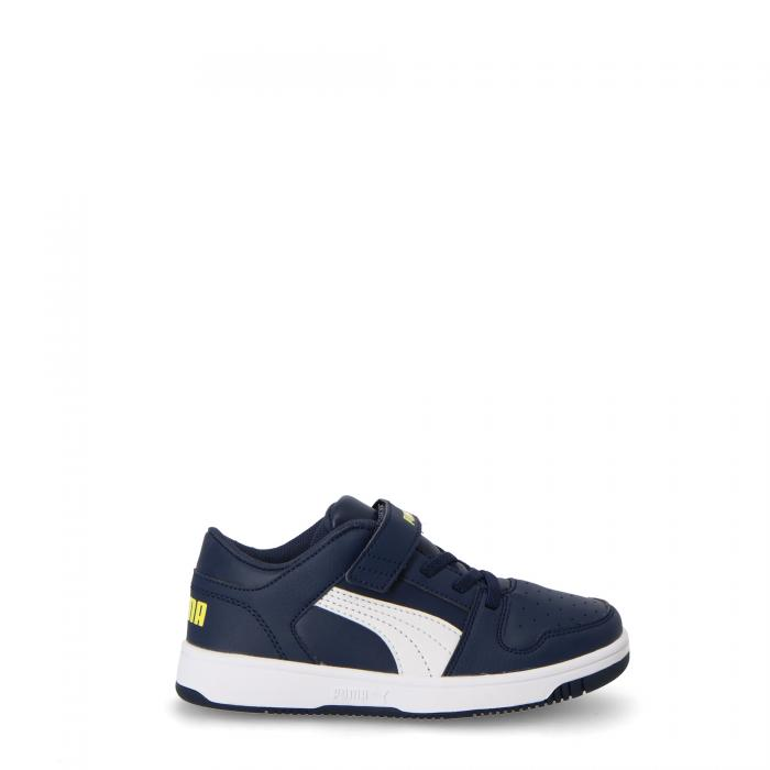puma scarpe lifestyle peacoat white fluo yellow