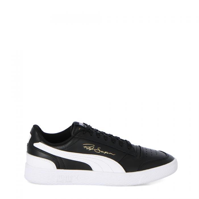 puma scarpe lifestyle black white white