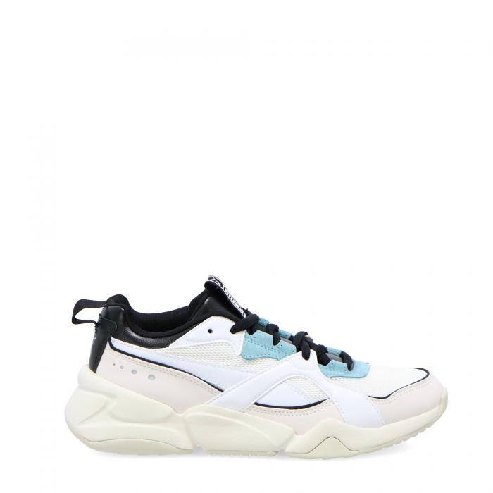 puma scarpe lifestyle puma white pastel parchment