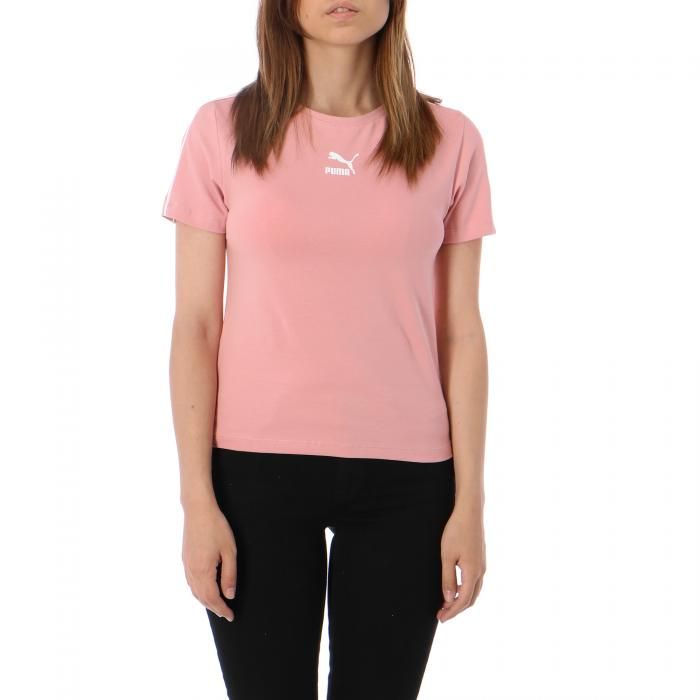 puma t-shirt e canotte bridal rose