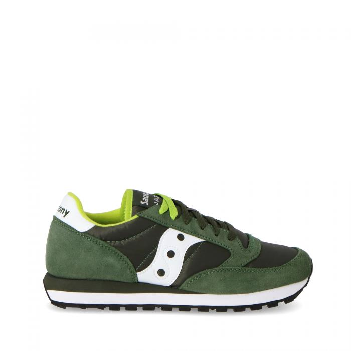 saucony scarpe lifestyle dark green