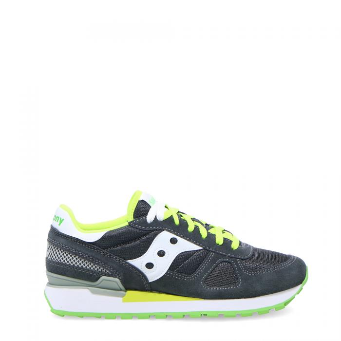 saucony scarpe lifestyle charcoal
