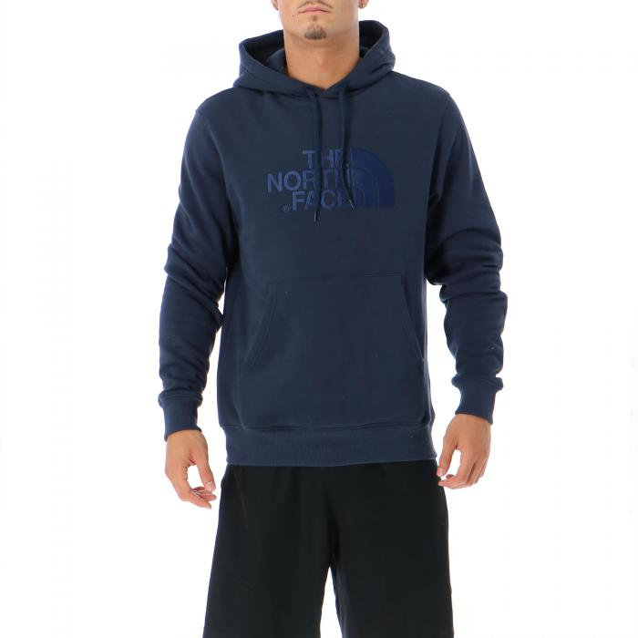 the north face felpe urban navy 2l