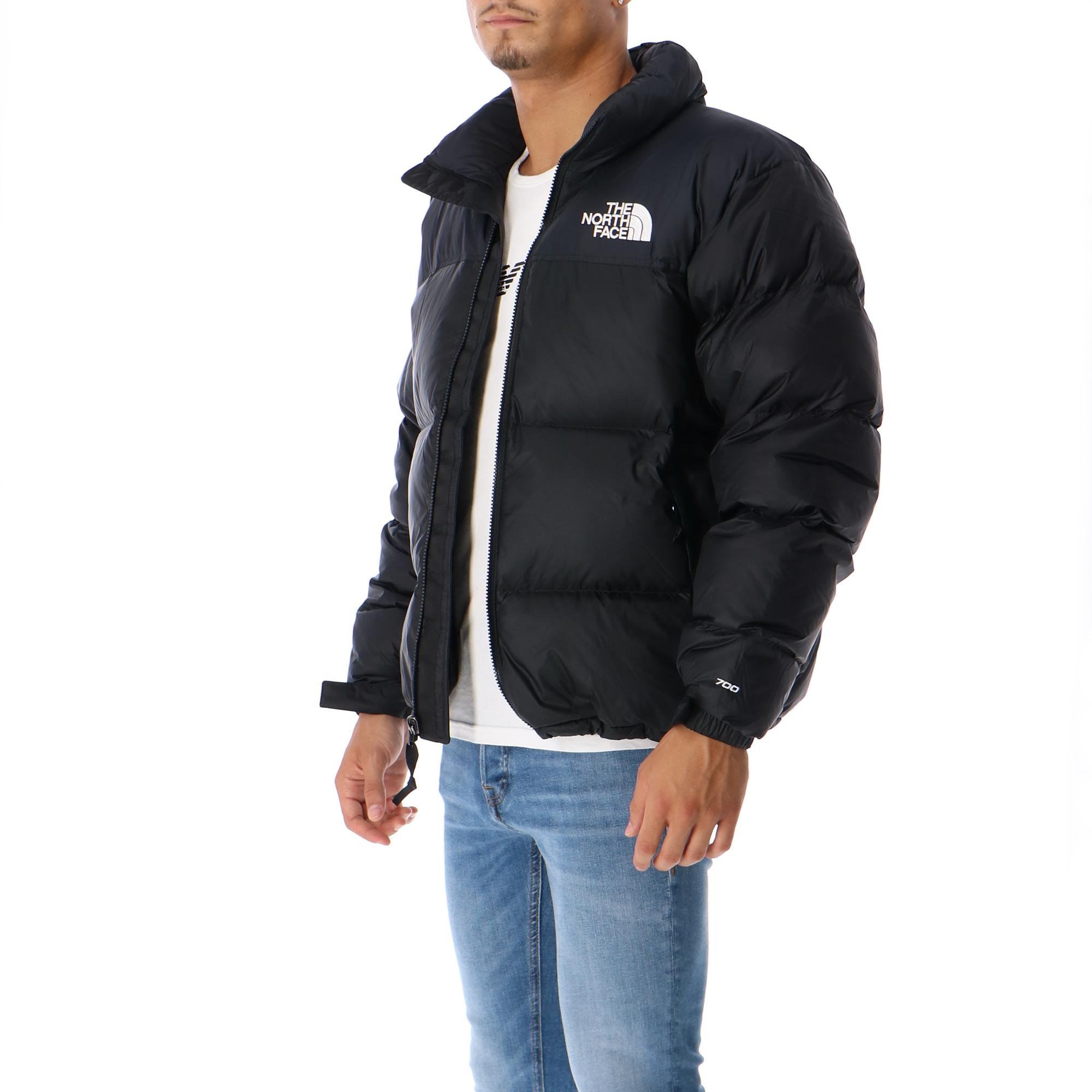 Kendte The North Face 1996 Retro Nuptse Jacket Black | Treesse FV-58