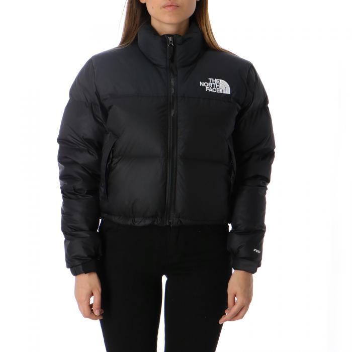 the north face giacche tnf black