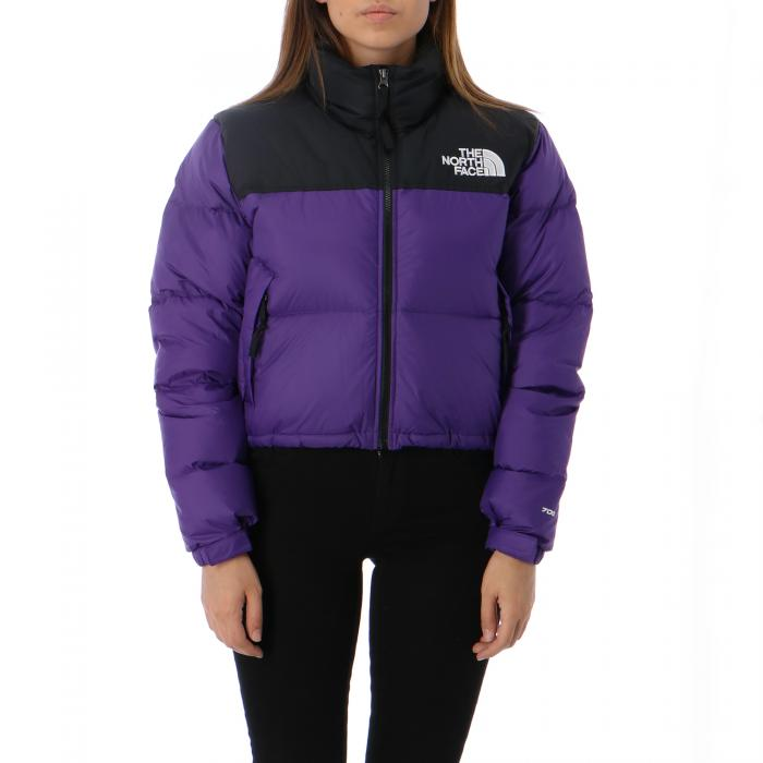 the north face giacche hero purple
