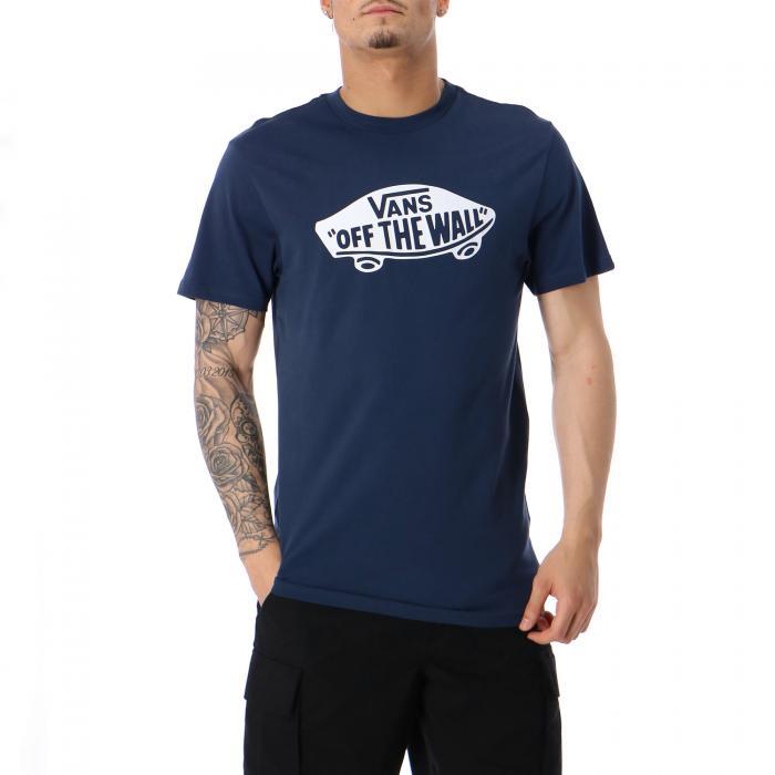 vans t-shirt e canotte dress blue white