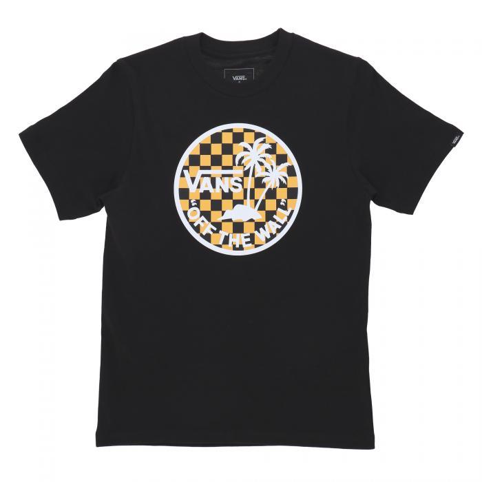 vans t-shirt e canotte black sulphur