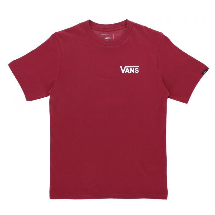 vans t-shirt e canotte biking red white