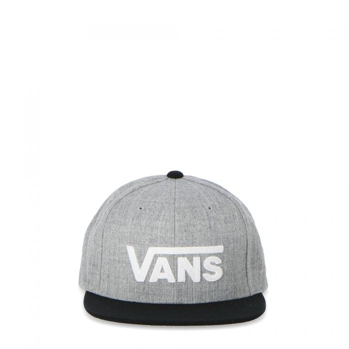 vans cappelli heather grey black