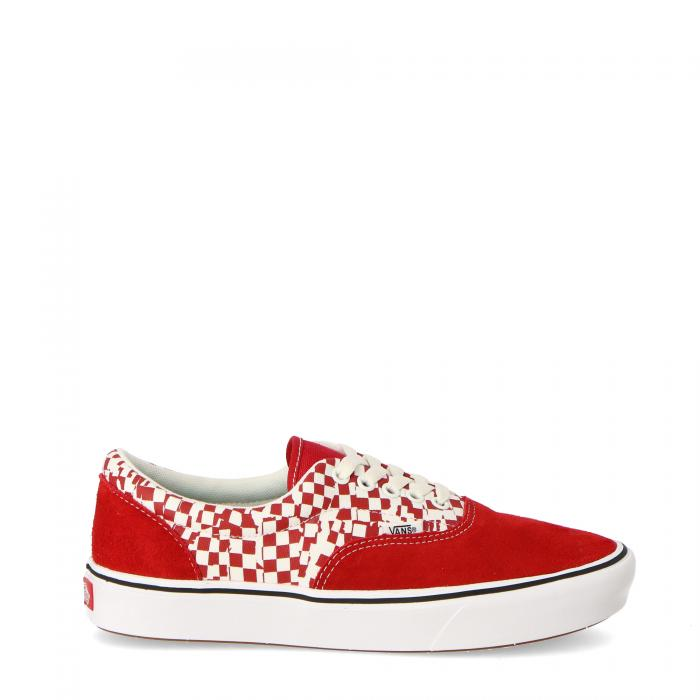 vans scarpe skate racing red true