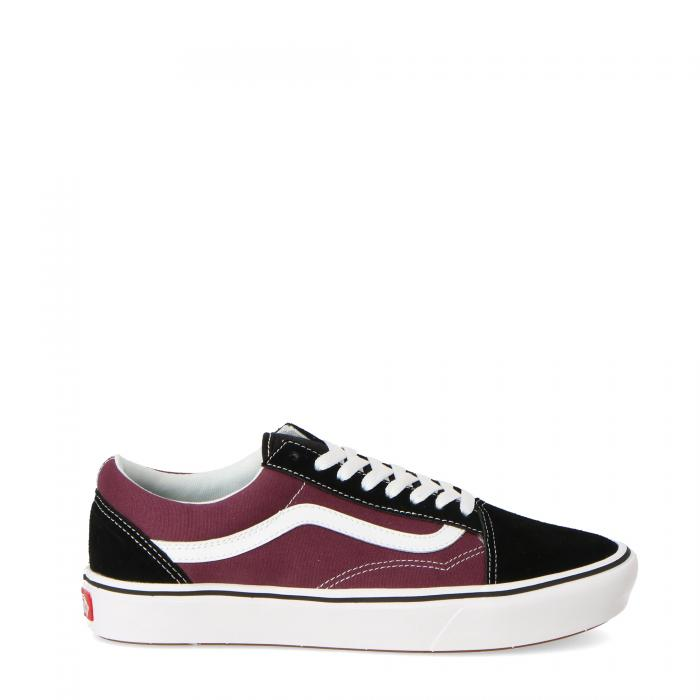 vans scarpe skate black prune