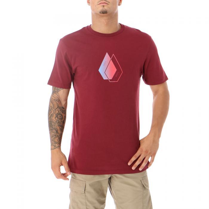 volcom t-shirt e canotte cabernet
