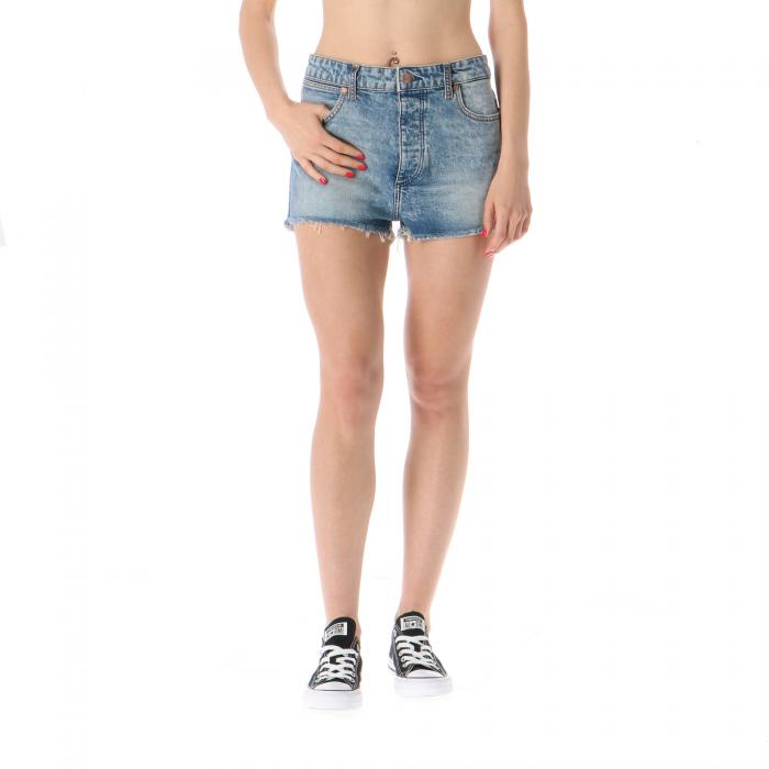 wrangler shorts blue hawaii