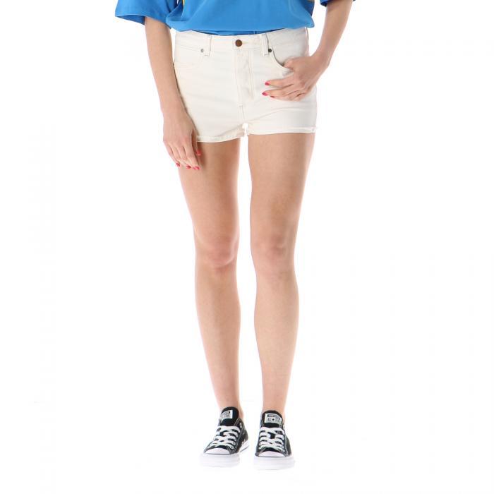 wrangler shorts vintage white