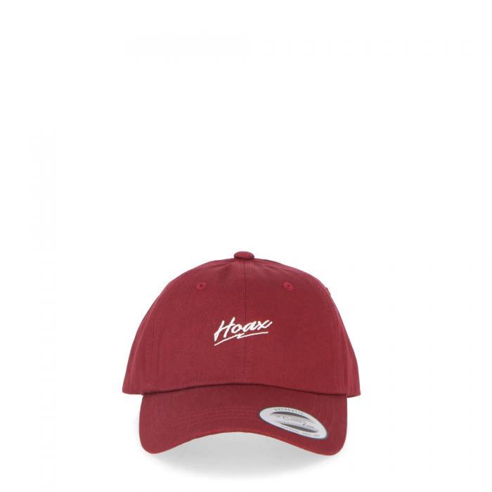 hoax cappelli burgundy