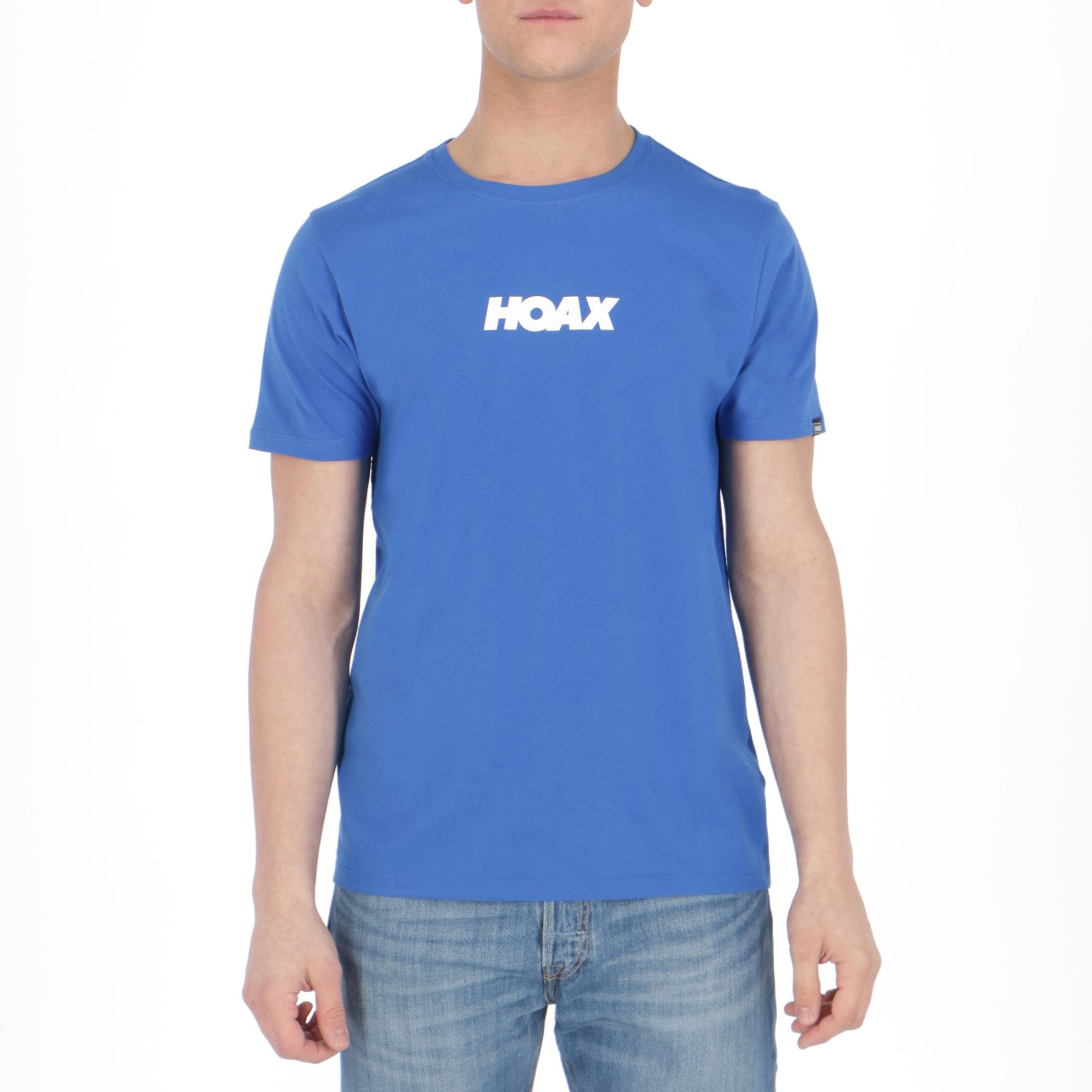Hoax Pulse Tee Blue