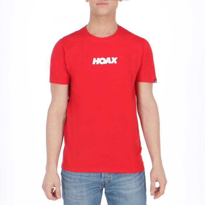 hoax t-shirt e canotte red