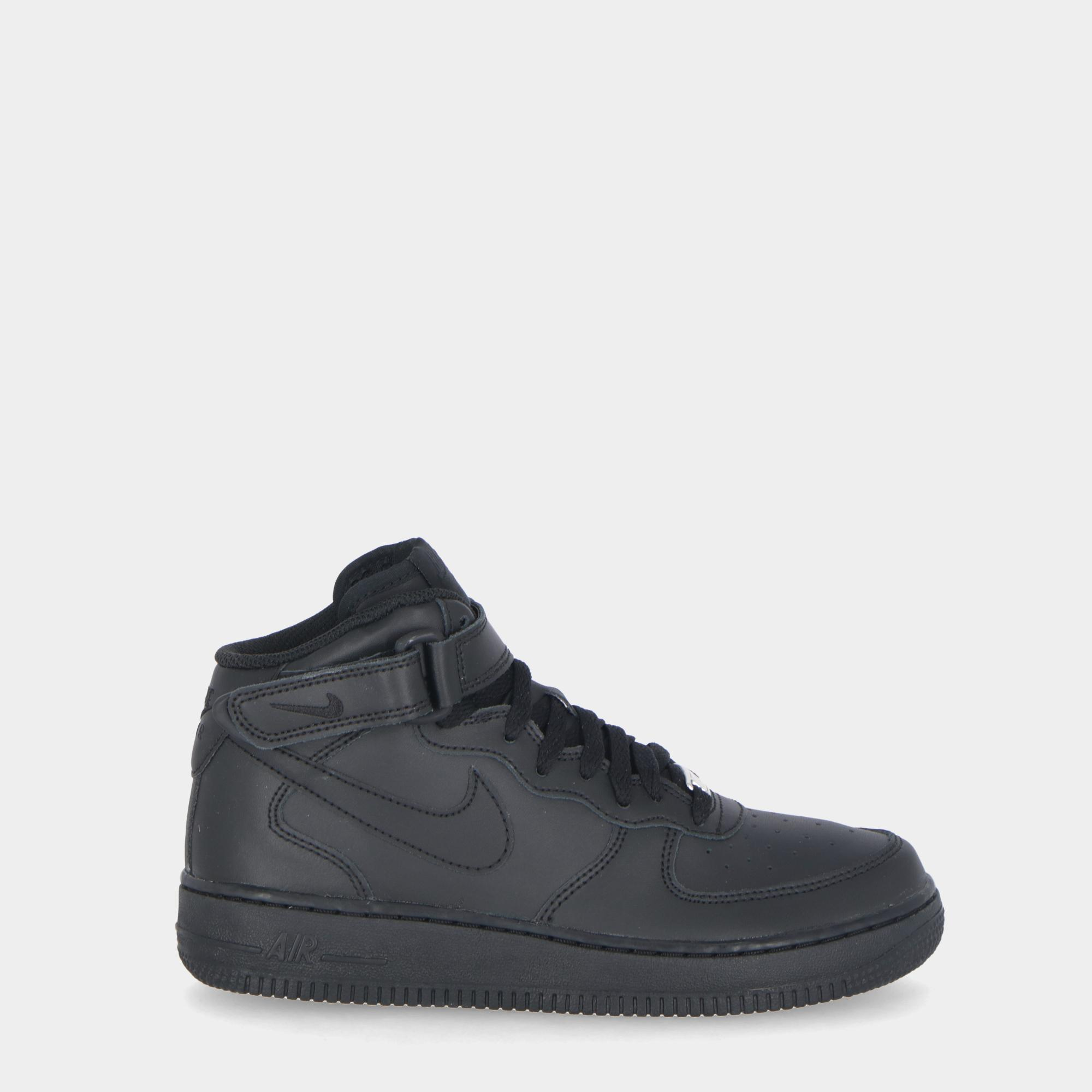 size 40 c6862 3342a Nike Air Force 1 Mid '07 Black Black | Treesse