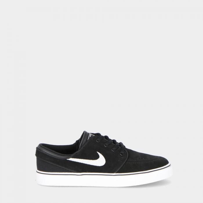 nike sb scarpe skate black white
