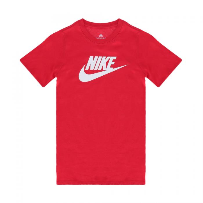 nike t-shirt e canotte red white