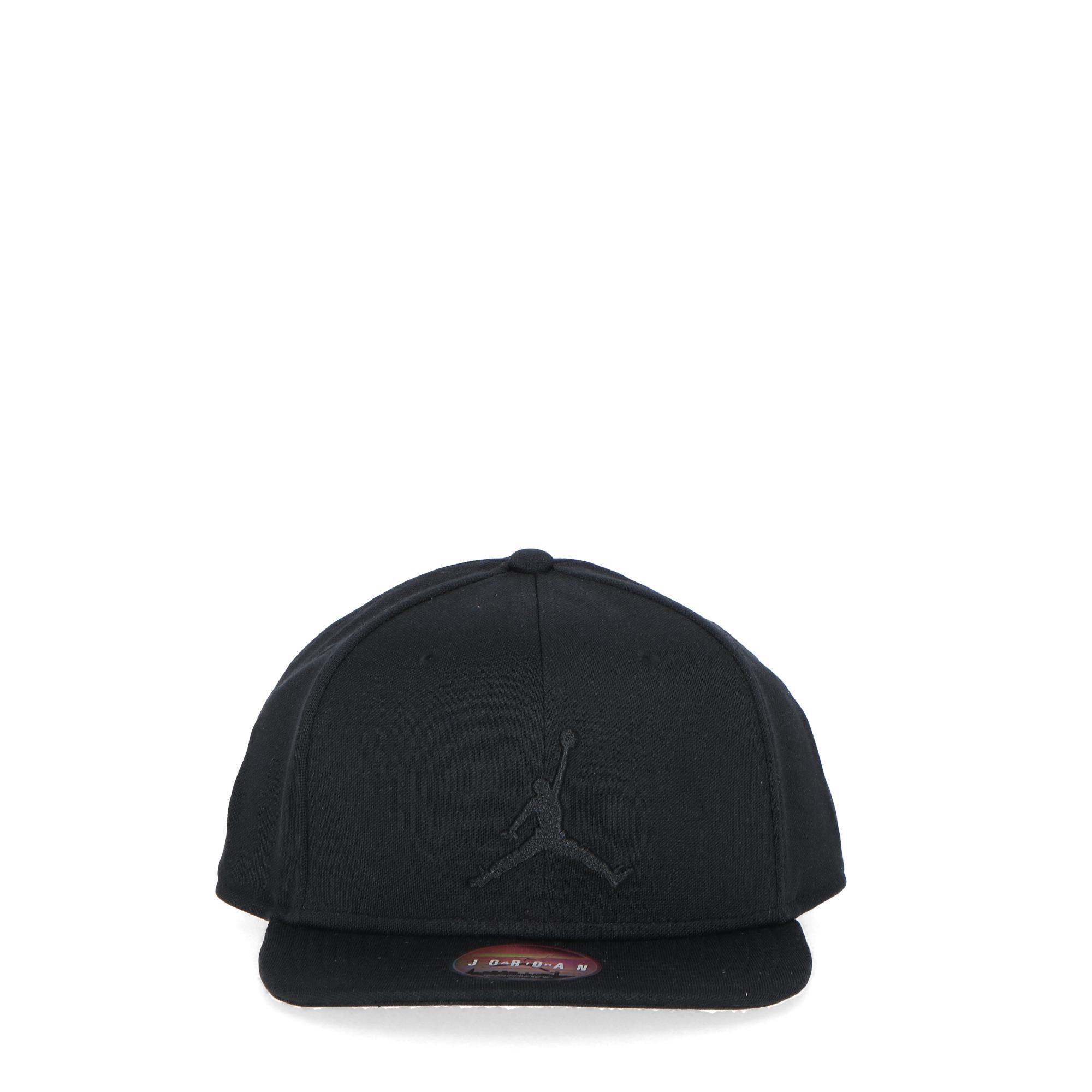 93606c1763c Nike Jordan Jumpman Snapback Black Black