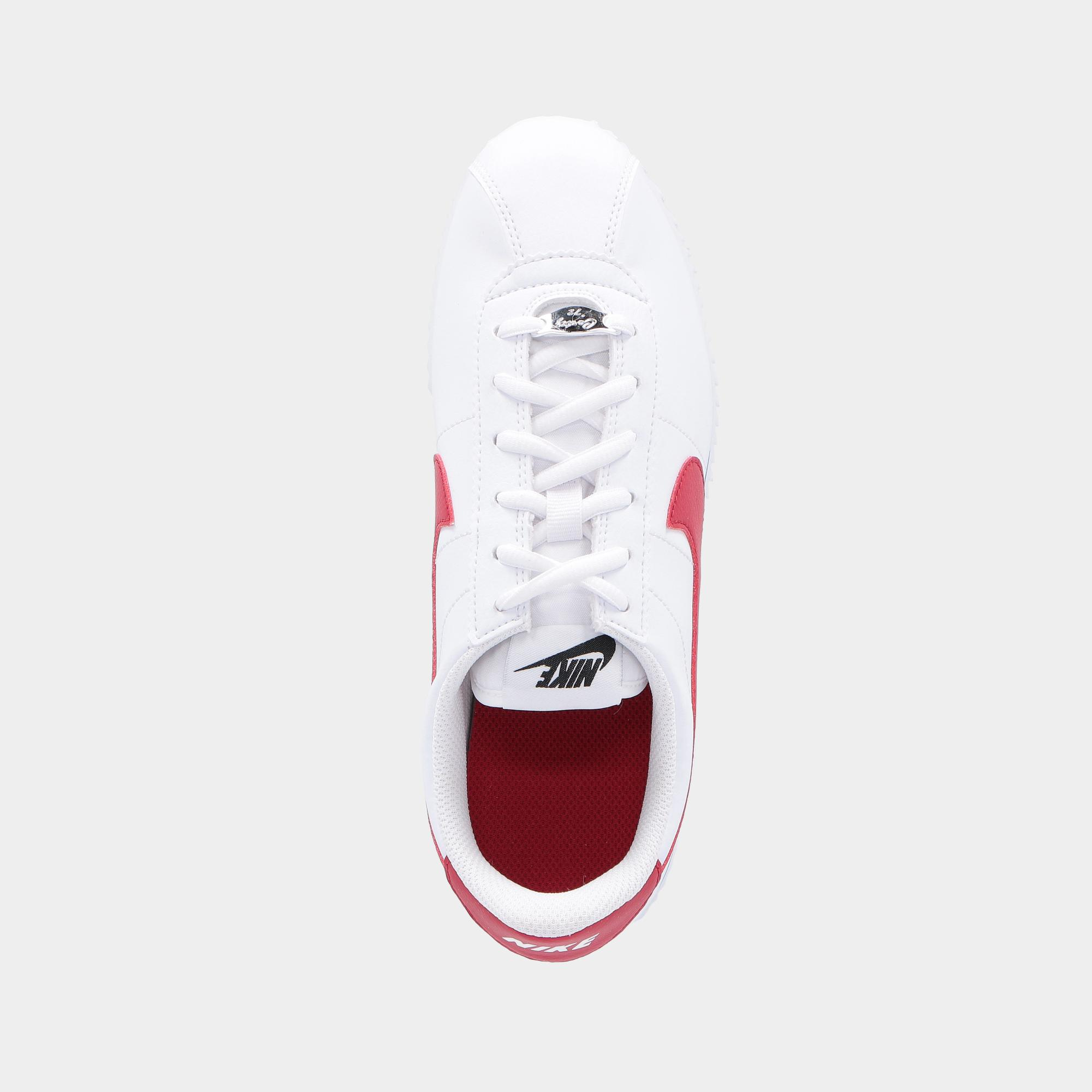 Nike Cortez Basic Sl Gs White Red Royal  b0fe72130
