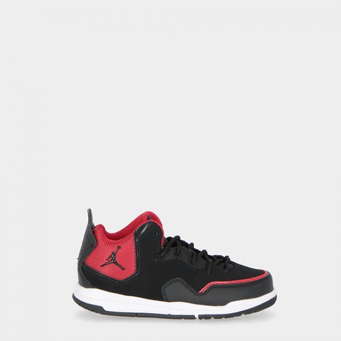 jordan scarpe basket black/black