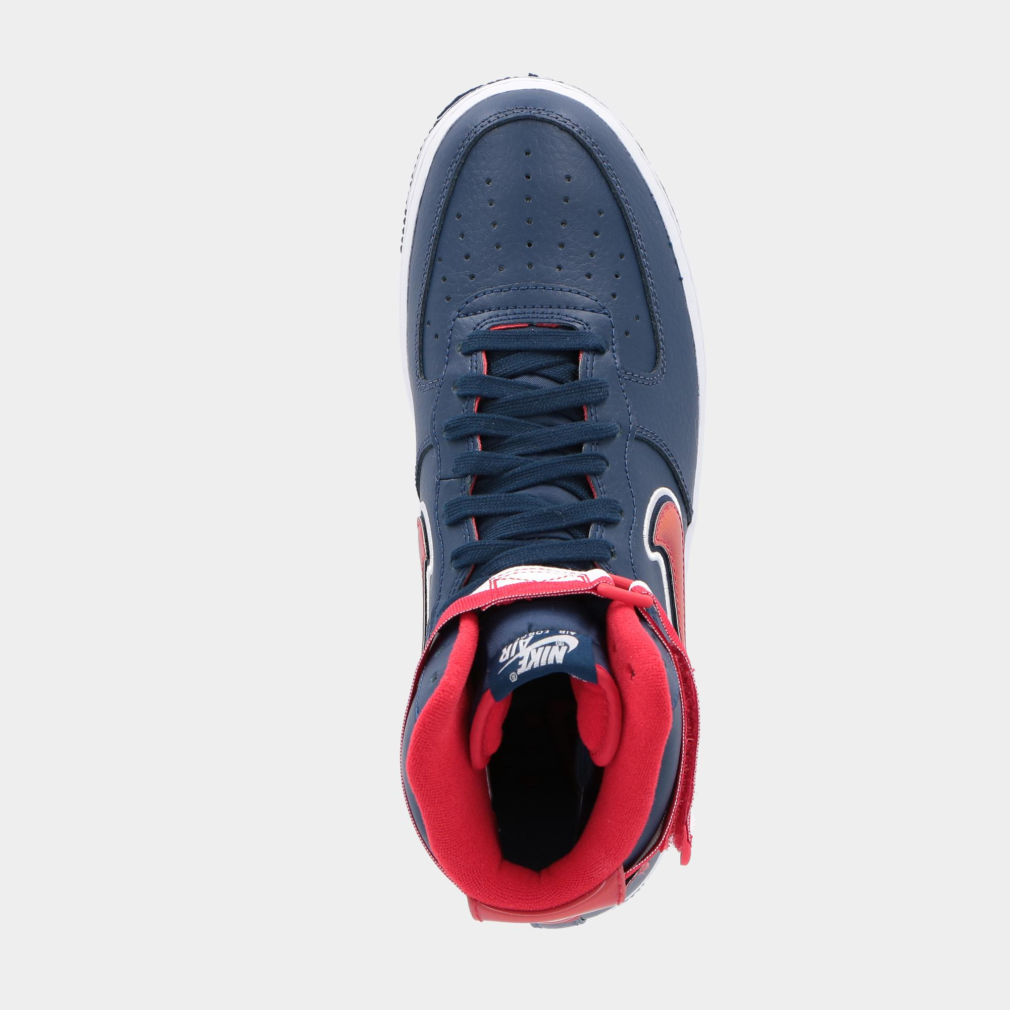 Nike Air Force 1 '07 Lv8 Sport Mnnavy/unvred