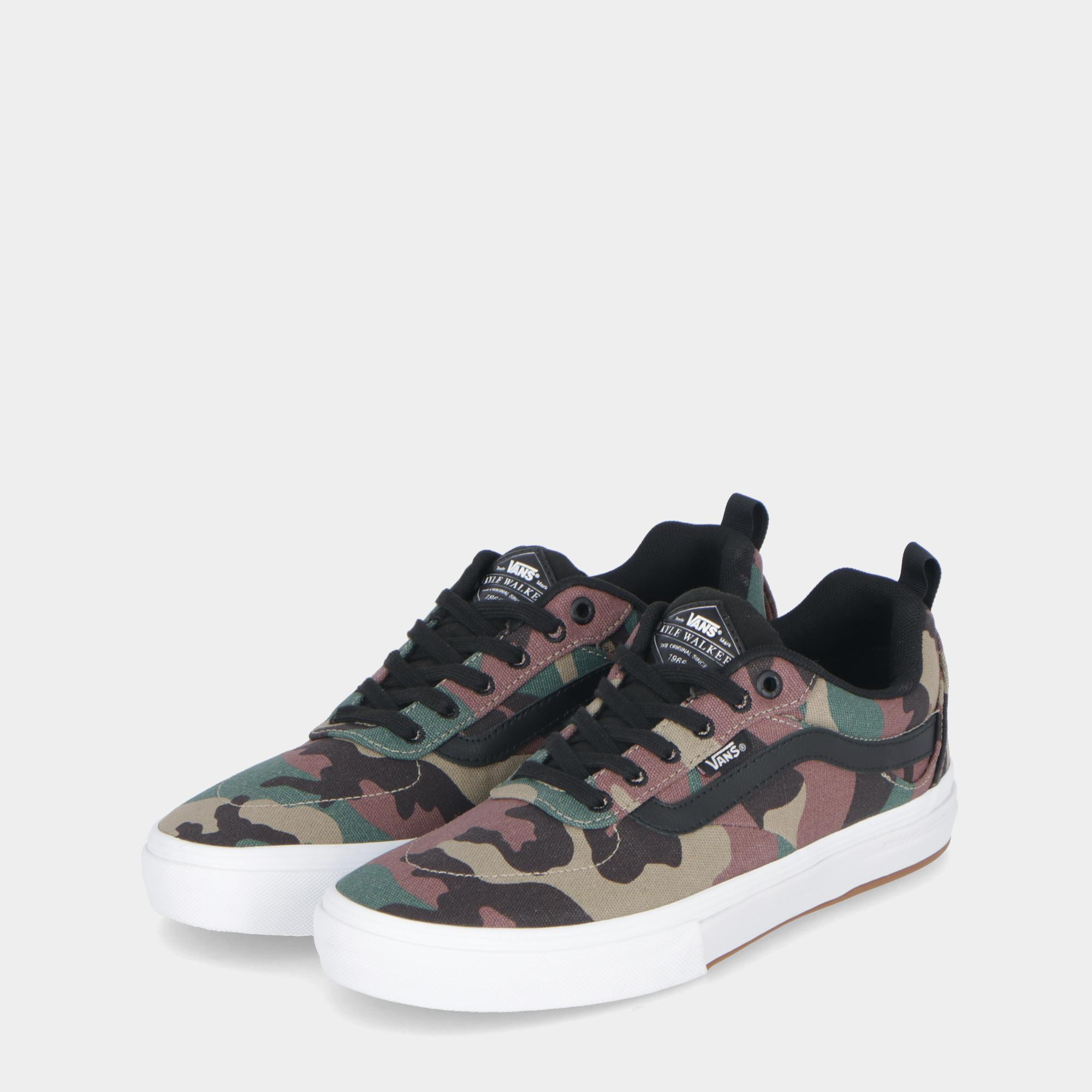 Vans Kyle Walker Pro Camo black/white