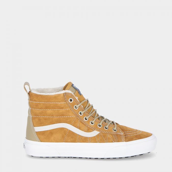 vans scarpe skate cumin/slate green