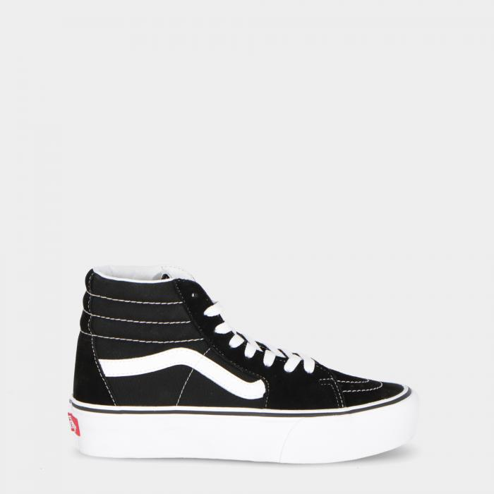 vans alte black white