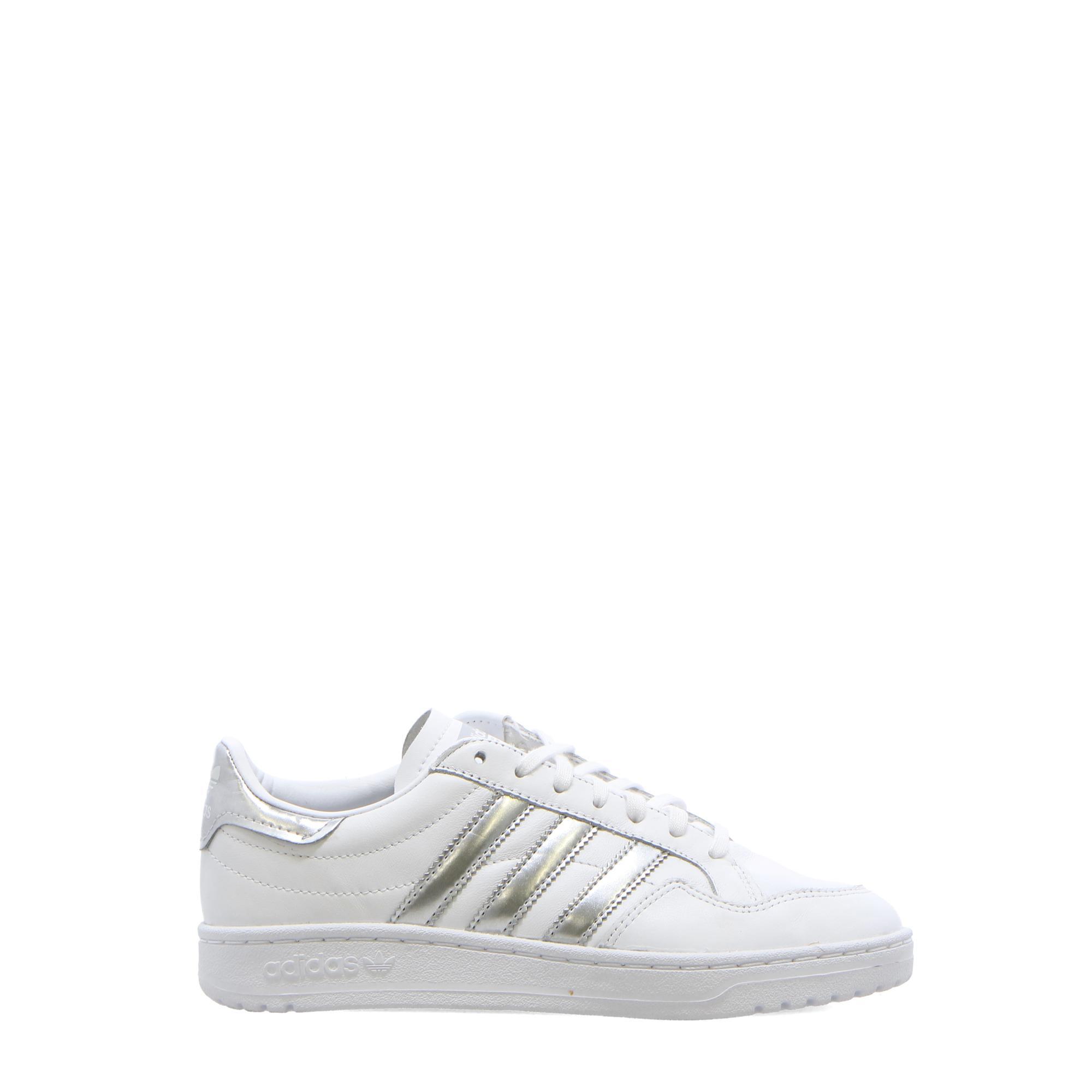 Adidas Team Court W White silver white