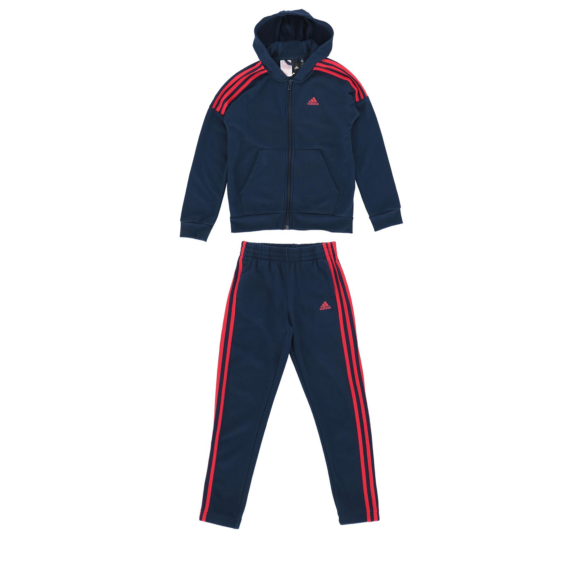 Adidas Jb Cotton Ts Collegiate navy red