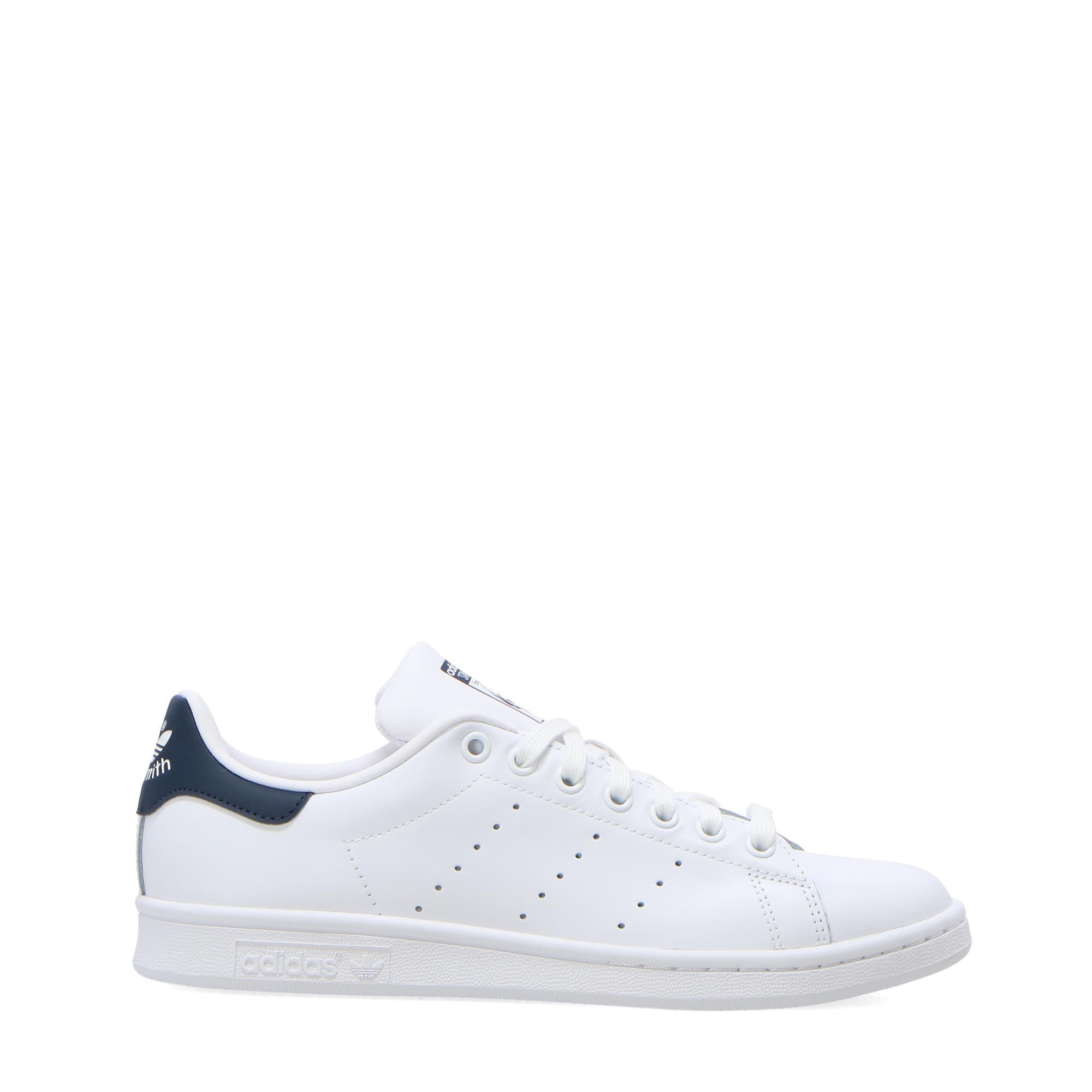 Adidas Stan Smith White New Navy   Treesse