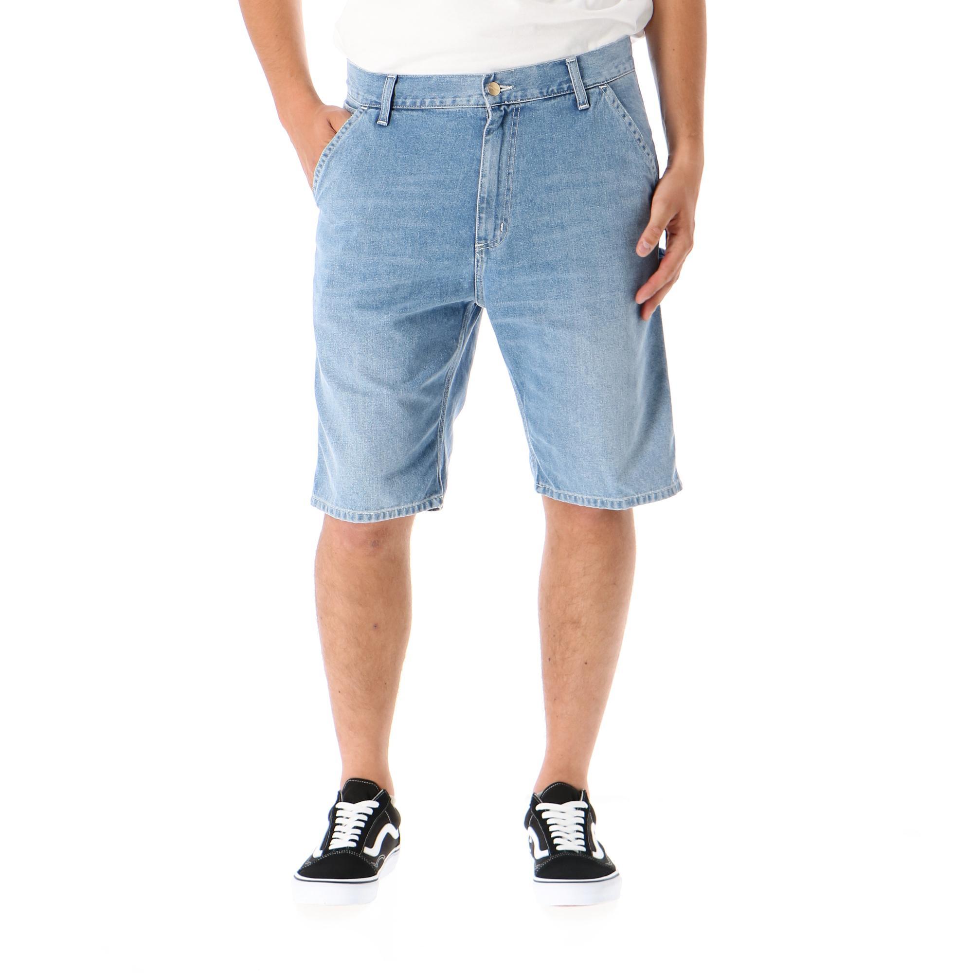 Carhartt Ruck Single Knee Short Blue