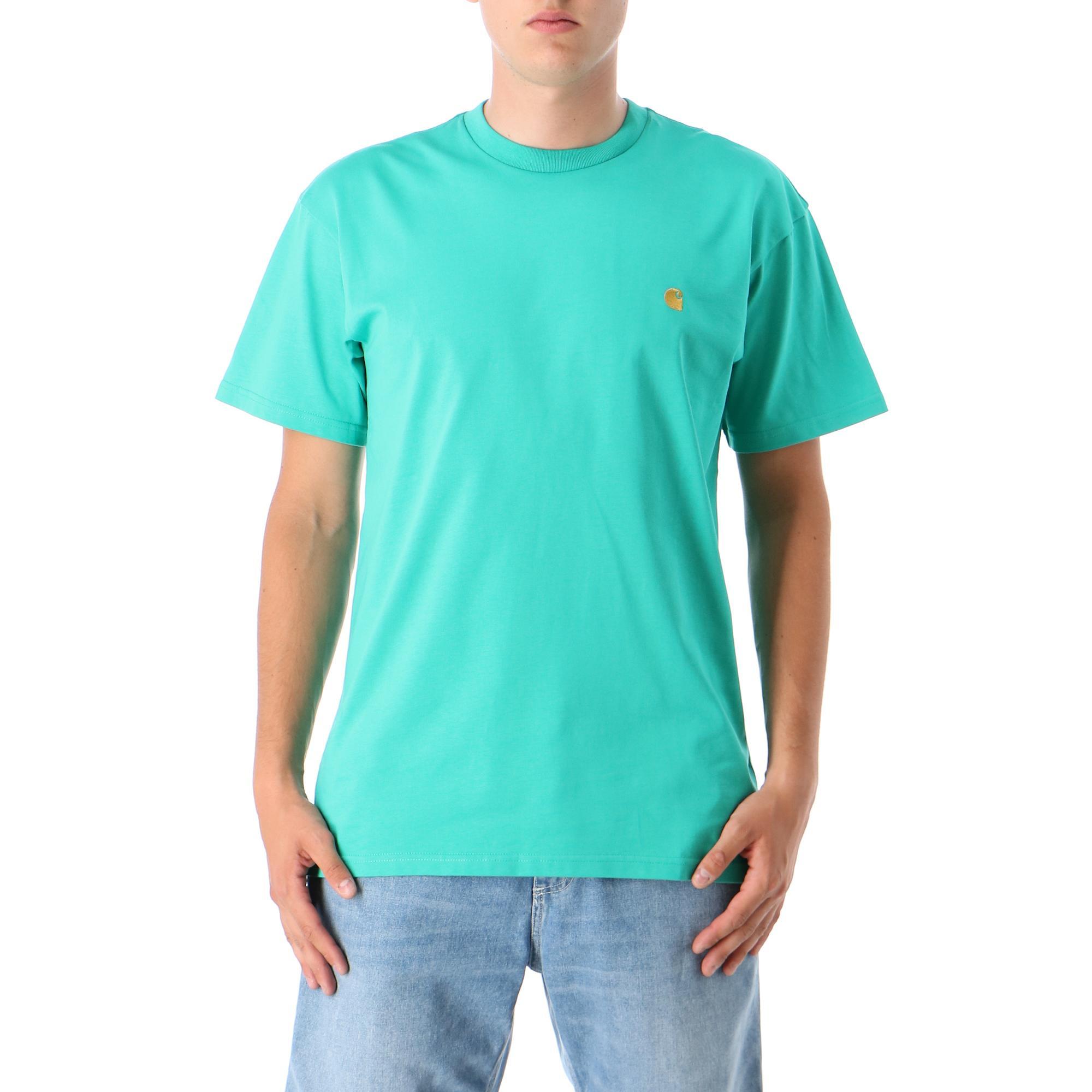 Carhartt S/s Chase T-shirt Yoda gold