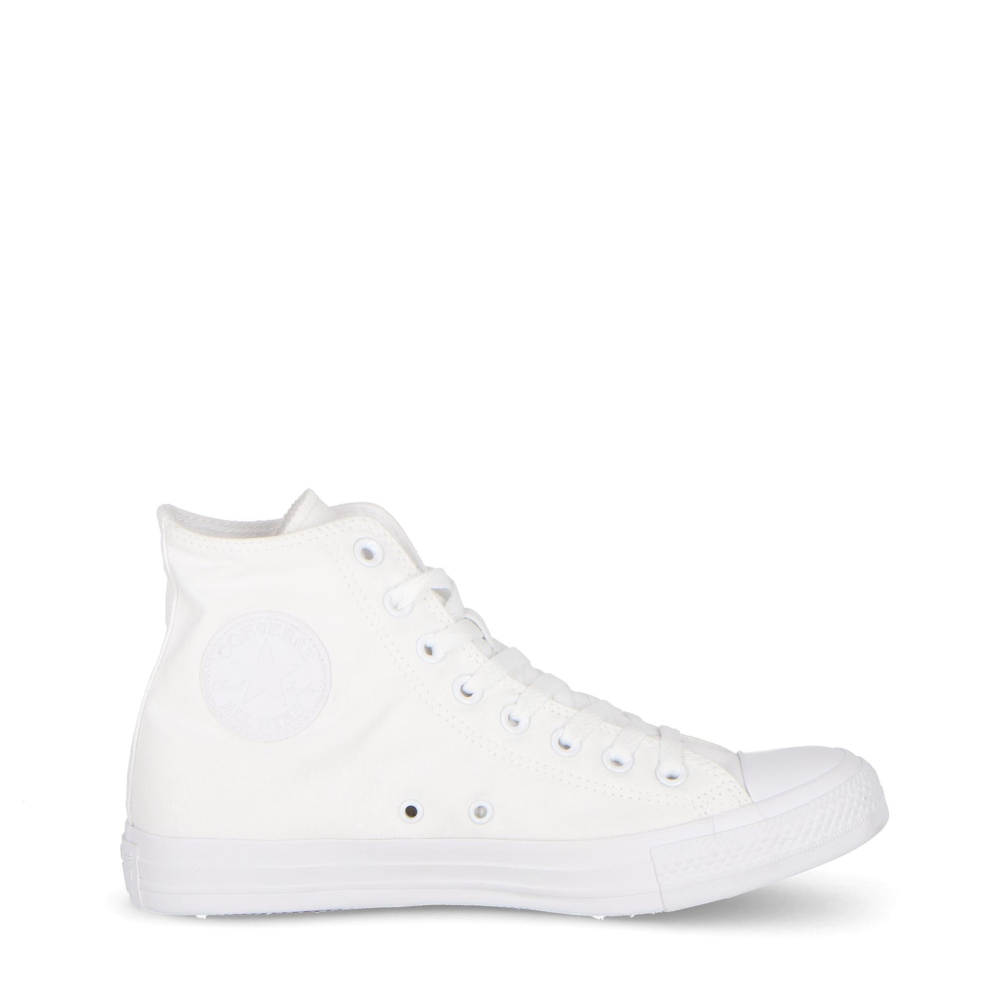 Converse Chuck Taylor All Star Hi white monochrome (1U646