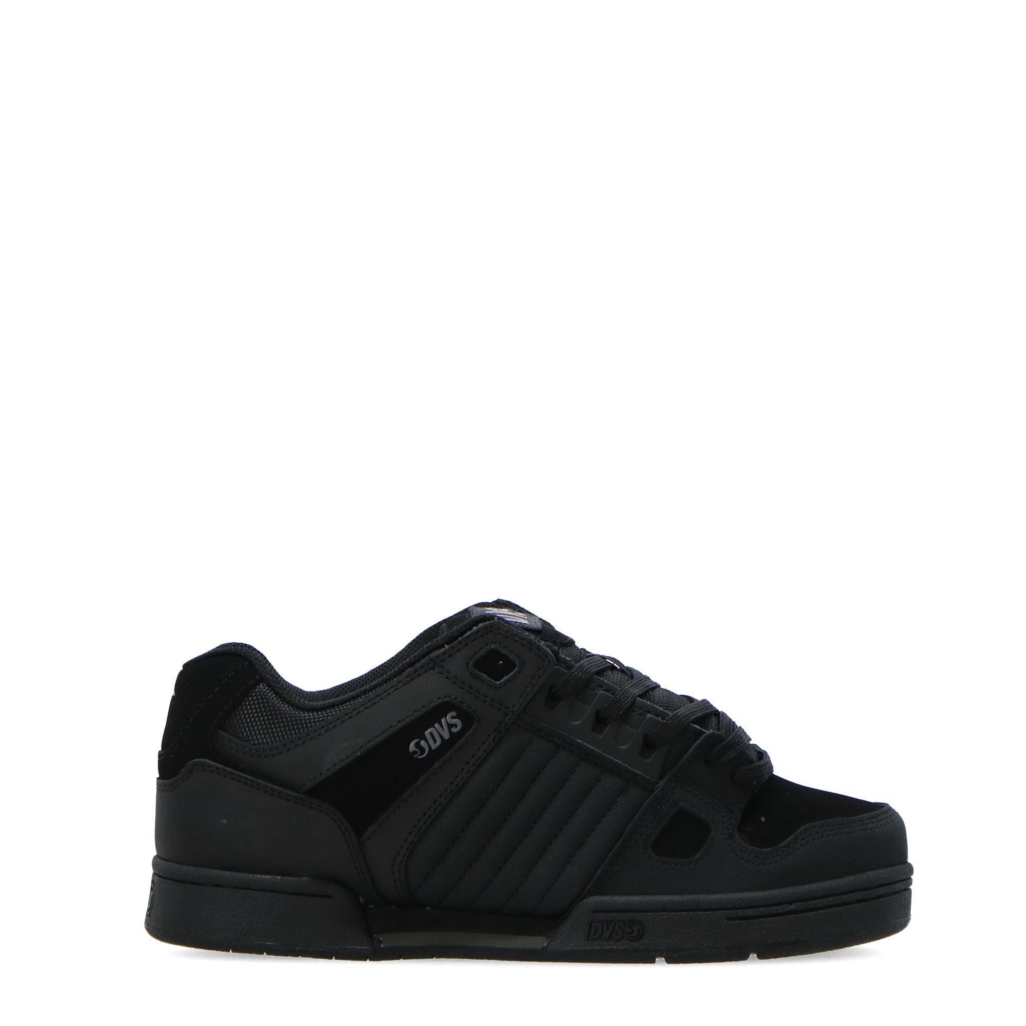 Dvs Celsius Black black leather